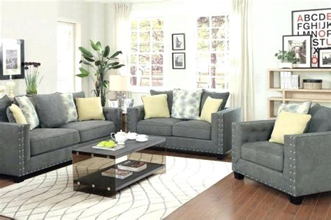 Grey Leather Sofa Living Room Ideas  Review Home Co