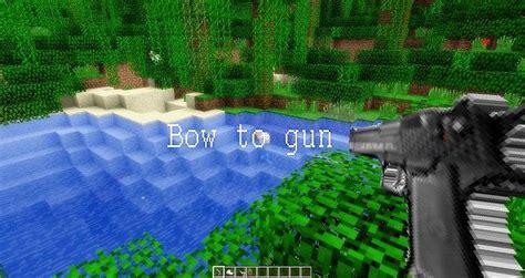 Bow To Gun Hd Texture Pack