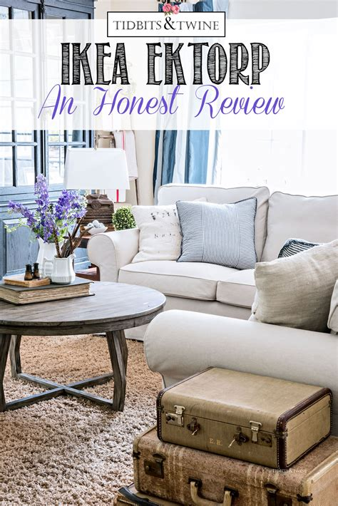 ikea living room furniture reviews an honest review of the ikea ektorp sectional sofa