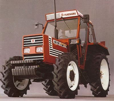 fiat traktoreiden teknisiae tietoja