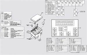 2001 Dodge Stratus Fuse Box Diagram