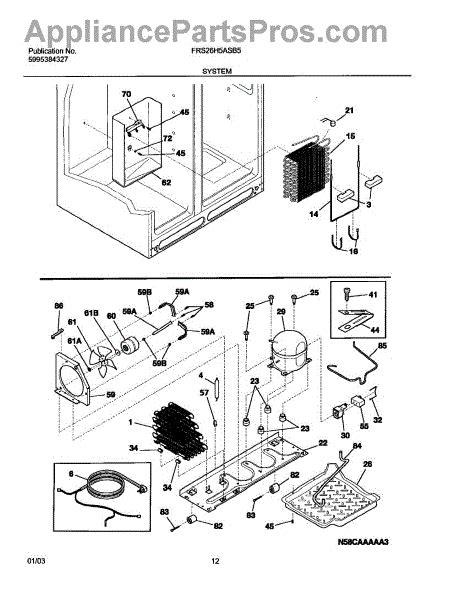 frigidaire 5304491941 compressor start kit