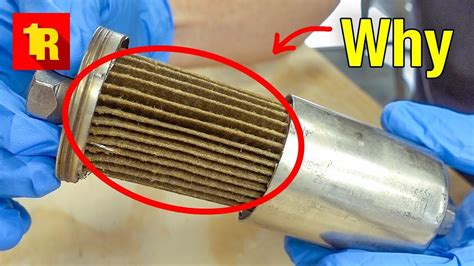 Why Change Fuel Filter by Why You Should Never Change Your Fuel Filter Until You