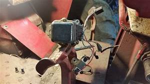 Farmall 706 Extra Set Of Wires Fro