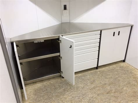 lightweight cabinets for trailers trailer cabinets moduline signature black lightweight