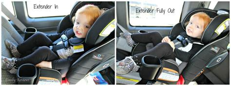 Graco Extend2fit 3-in-1 Convertible Car Seat With