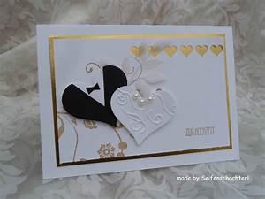 Hochzeitseinladungskarten Selbst Gestalten : hochzeitseinladungskarten basteln hochzeitseinladungen ~ Watch28wear.com Haus und Dekorationen