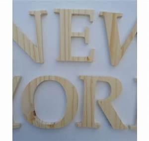 Lettre Decorative A Poser : grande lettre decorative ~ Dailycaller-alerts.com Idées de Décoration