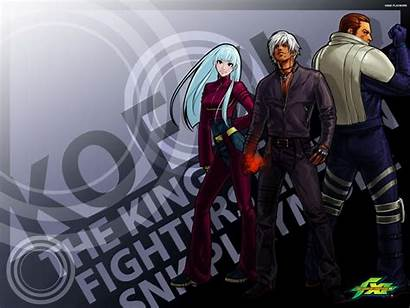Fighters King Fighter Team Wallpapers Xi Kof