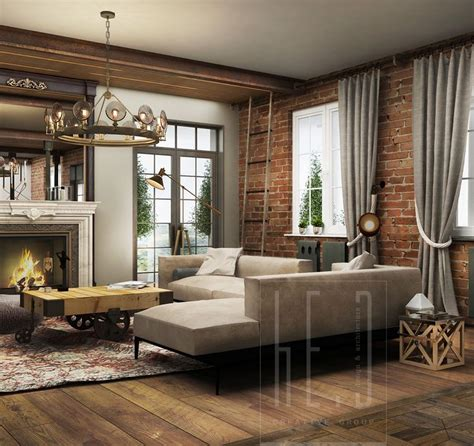 3 Stunning Homes With Exposed Brick Accent Walls by 1000 Images About Living Room Designs On Home