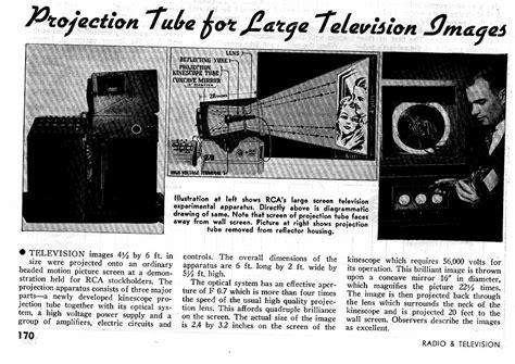 1940 Radio TV