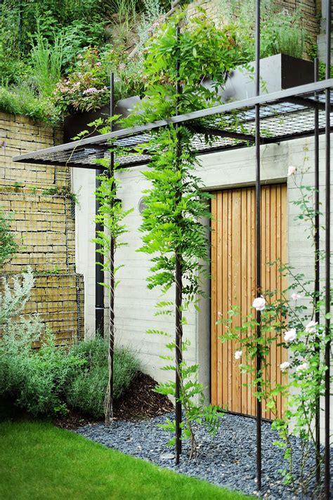 Outside Trellis by Metal Trellis Pergola Galerie Vereal Outdoor Rooms