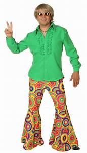 Typisch 70er Mode : schlaghose herren 70er jahre mode party outfit mit schlag ~ Jslefanu.com Haus und Dekorationen