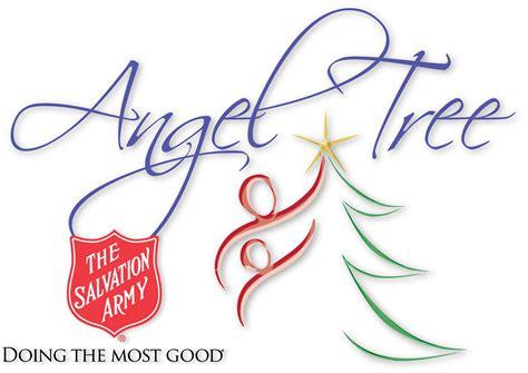 salvation army angel tree logo salvation army of huntsville al about the program salvation army of huntsville al