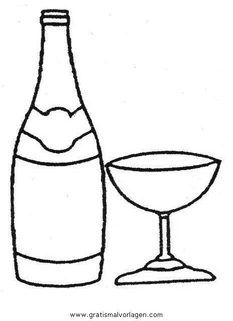 flasche  gratis malvorlage  beliebt diverse