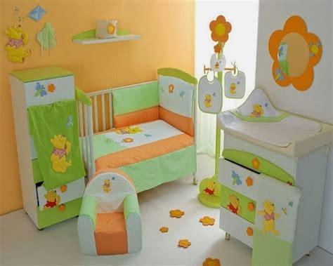 chambre b decoration chambre bébé winnie l 39 ourson bébé et