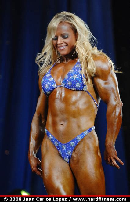 Kristy Hawkins - finals - 2008 Arnold Classic and Arnold ...