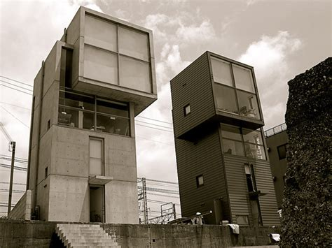 4x4 house by tadao ando