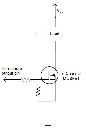 Arduino Mosfet Overheating Electrical Engineering