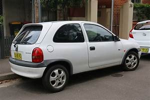 Holden Barina Sb Series 1994