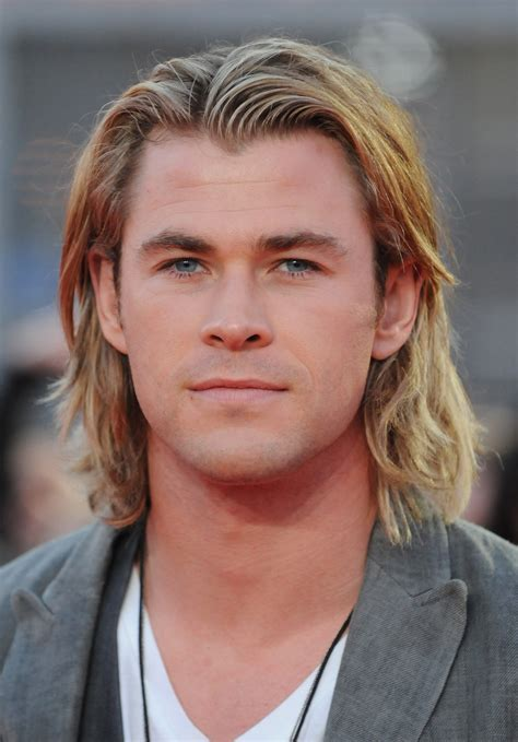 Long Hair, Don't Care ? Male Celebs Who Let Their Locks
