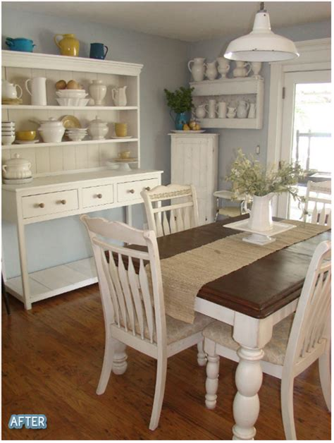 dining room table and hutch dining room love the white hutch shelves the dark