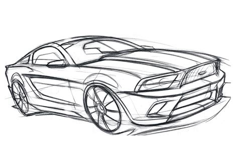 Hot Or Not? 2015 Mustang Concept Rendering