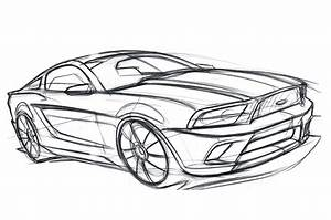 Hot or Not? 2015 Mustang Concept Rendering ...