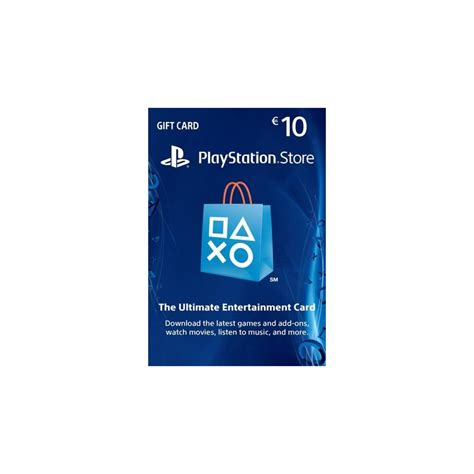 sony playstation network card  euro digital delivery