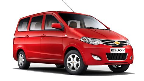 Chevrolet Enjoy Price (gst Rates) In Chennai