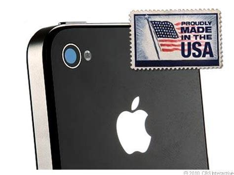 who made the iphone most of your iphone is actually made in the us