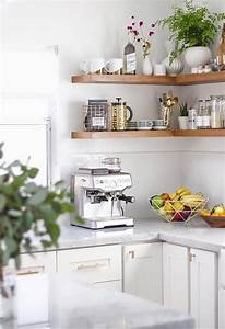 17 best ideas about open kitchen shelving on pinterest With best brand of paint for kitchen cabinets with lizard metal wall art
