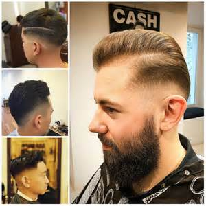 2017 Hairstyle for Men Fade Haircuts