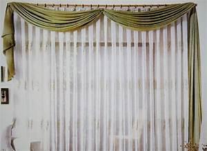 Gestaltung Von Fenstern Mit Gardinen : 60 elegante designs von gardinen f r gro e fenster ~ Sanjose-hotels-ca.com Haus und Dekorationen