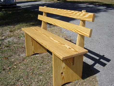 southern yellow pine outdoor furniture finewoodworking