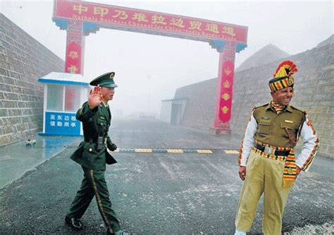 Chinese troops adopt aggressive posturing | Deccan Herald