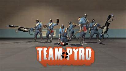 Fortress Team Wallpapers Pyro Computer Tf2 Sniper