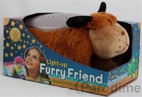 cuddly animal night light projector animal night light projector furry friend kids toy dream