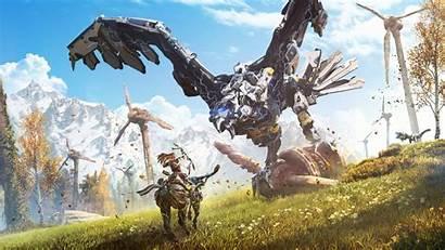 Horizon Dawn Zero Wallpapers Pc Games Xbox