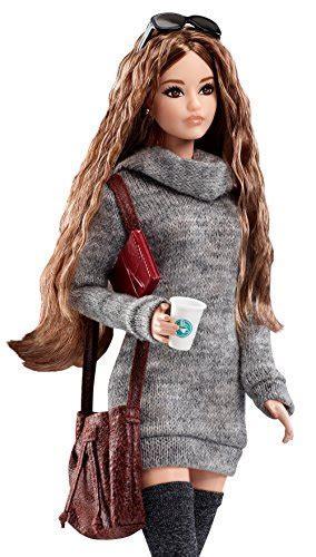 Barbie The Look Sweater Dress Doll   Buy Online in UAE