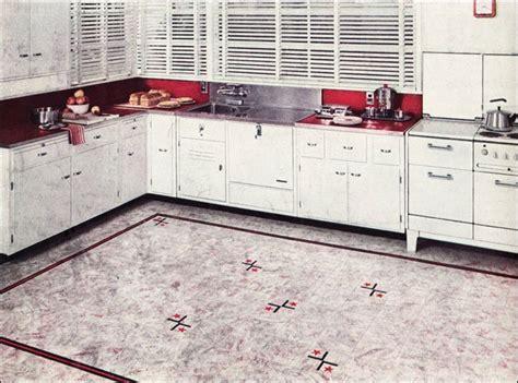 retro kitchen flooring 1939 pabco linoleum tile ad vintage 1930s kitchen 1936