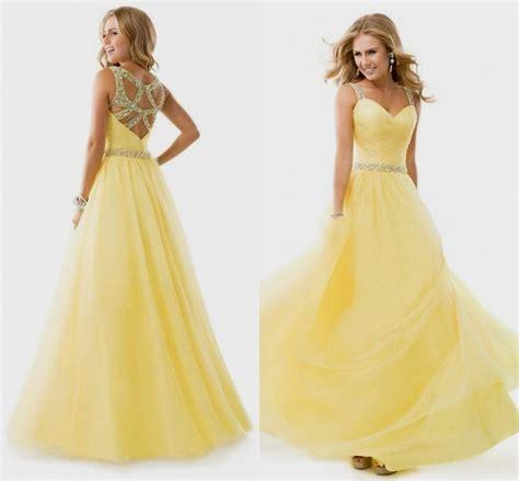 light yellow prom dresses light yellow prom dress naf dresses