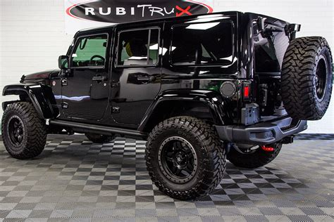 2017 jeep wrangler 2017 jeep wrangler rubicon hard rock unlimited black