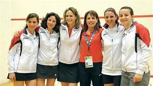 Squash teams strike double gold