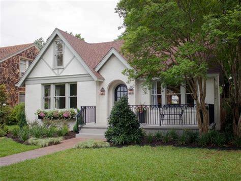 Fixer Upper: Brick Cottage for Baylor Grads   HGTV's Fixer