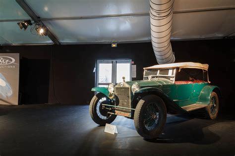 1922 Lancia Lambda Gallery Supercarsnet