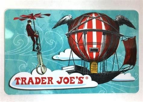 Trader Joes Gift Card Balance