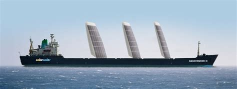 Boat Note Shipping by Skysails Plus Top 10 Green Ship Designs By By