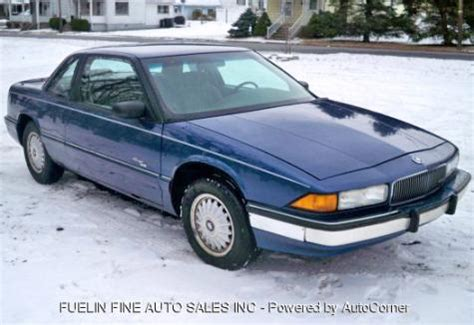 96 Buick Regal Custom by Used Car 1000 In Pa 1996 Buick Regal Custom
