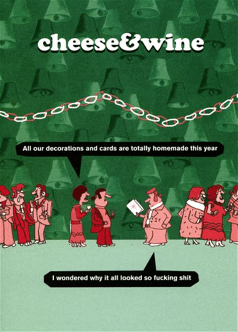rude christmas cards  modern toss  funny comedy